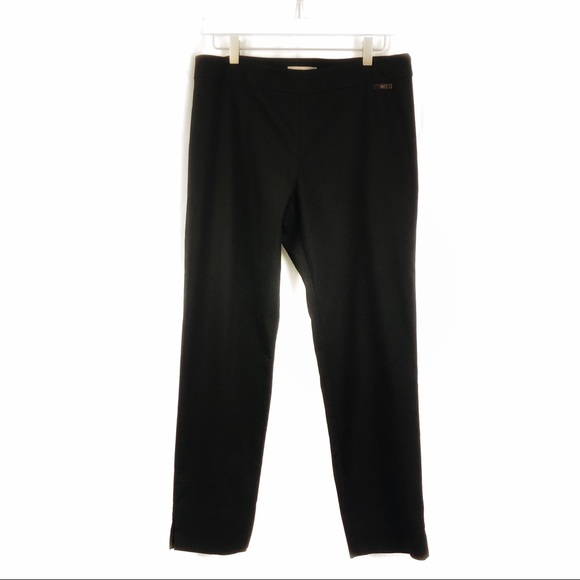 Tory Burch Pants - Tory Burch Black Callie Skinny Ankle Pants
